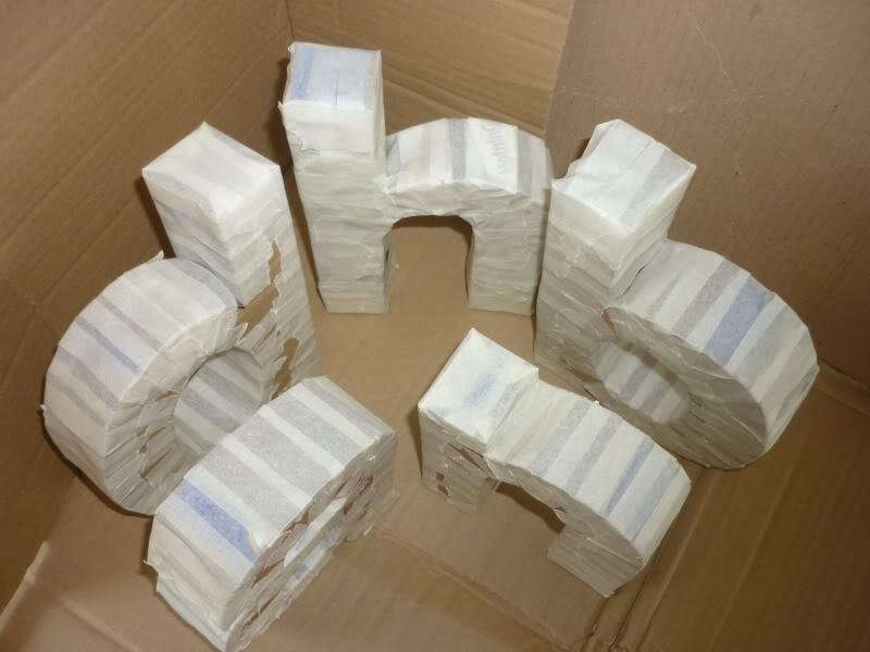 paper mache letters where can i buy large paper mache letters stonewall services 23894