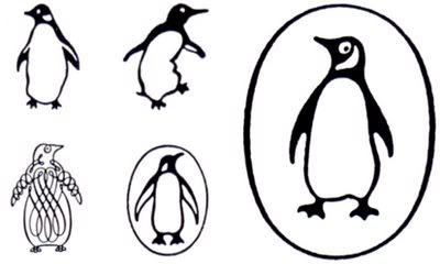 Penguin books logo - photo#17