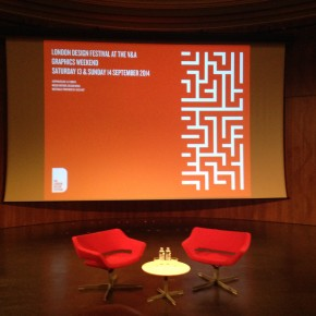 London Design Festival: Paula Scher - Quotes of note