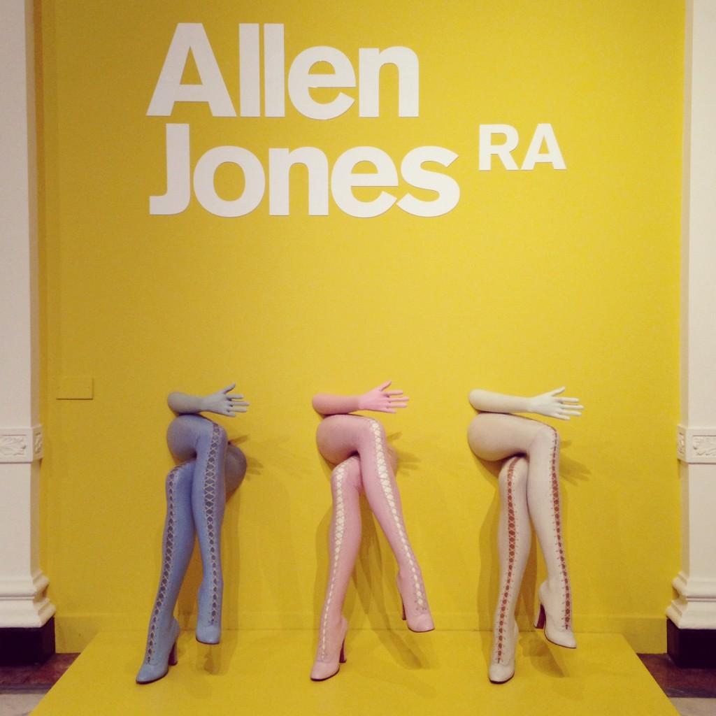 Allen Jones @ The RA