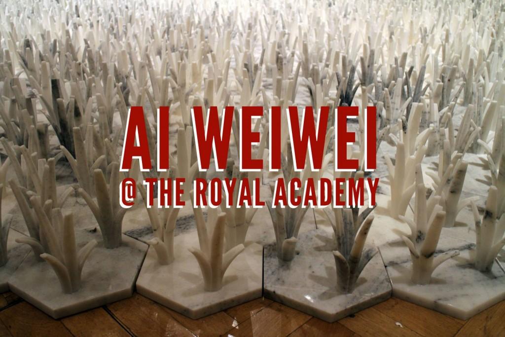 Ai Weiwei @ The Royal Academy