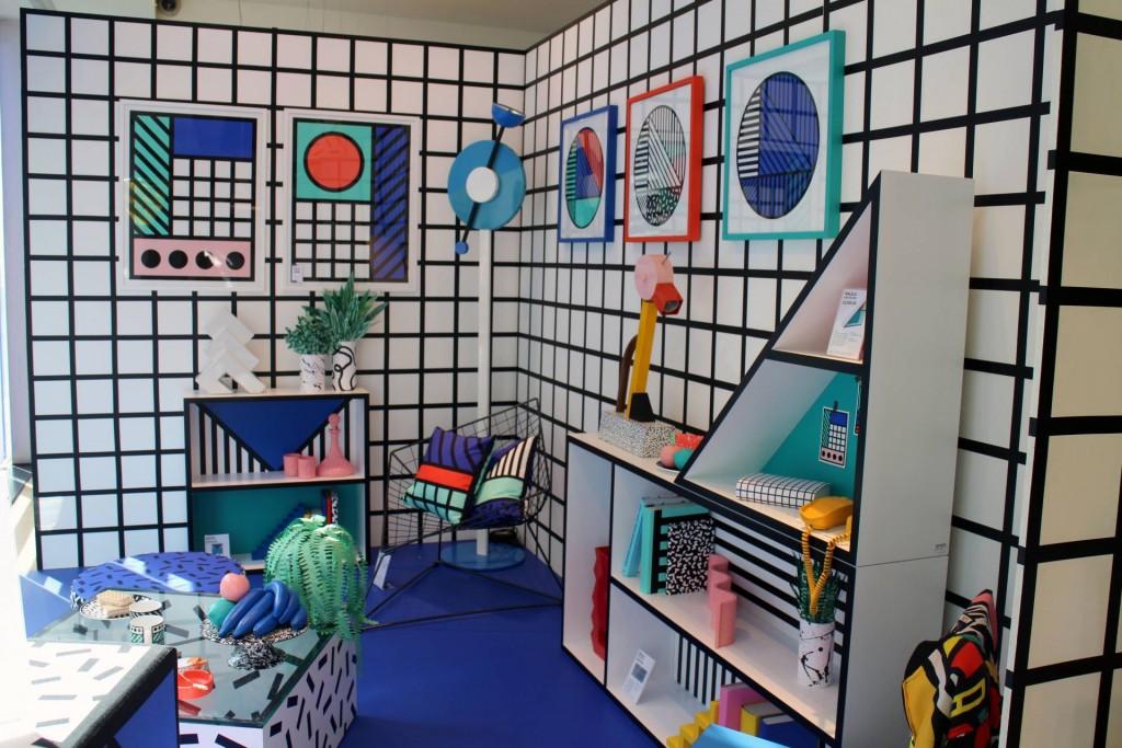 London Design Festival 2015 Camille Walala