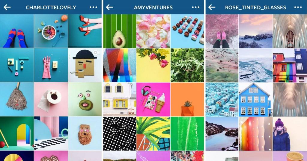Creative Instagrammers