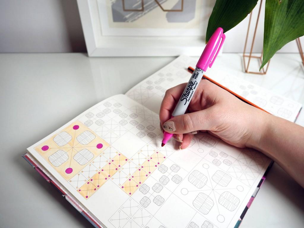Laurence King Dreamday Pattern Journal