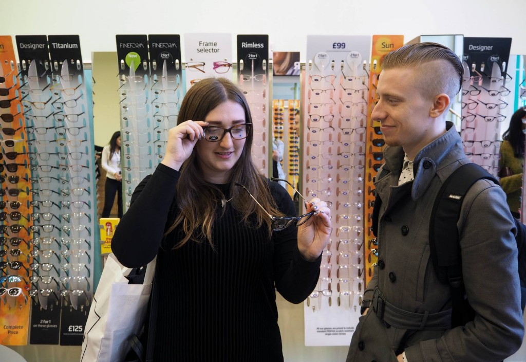 Specsavers Blogger Review