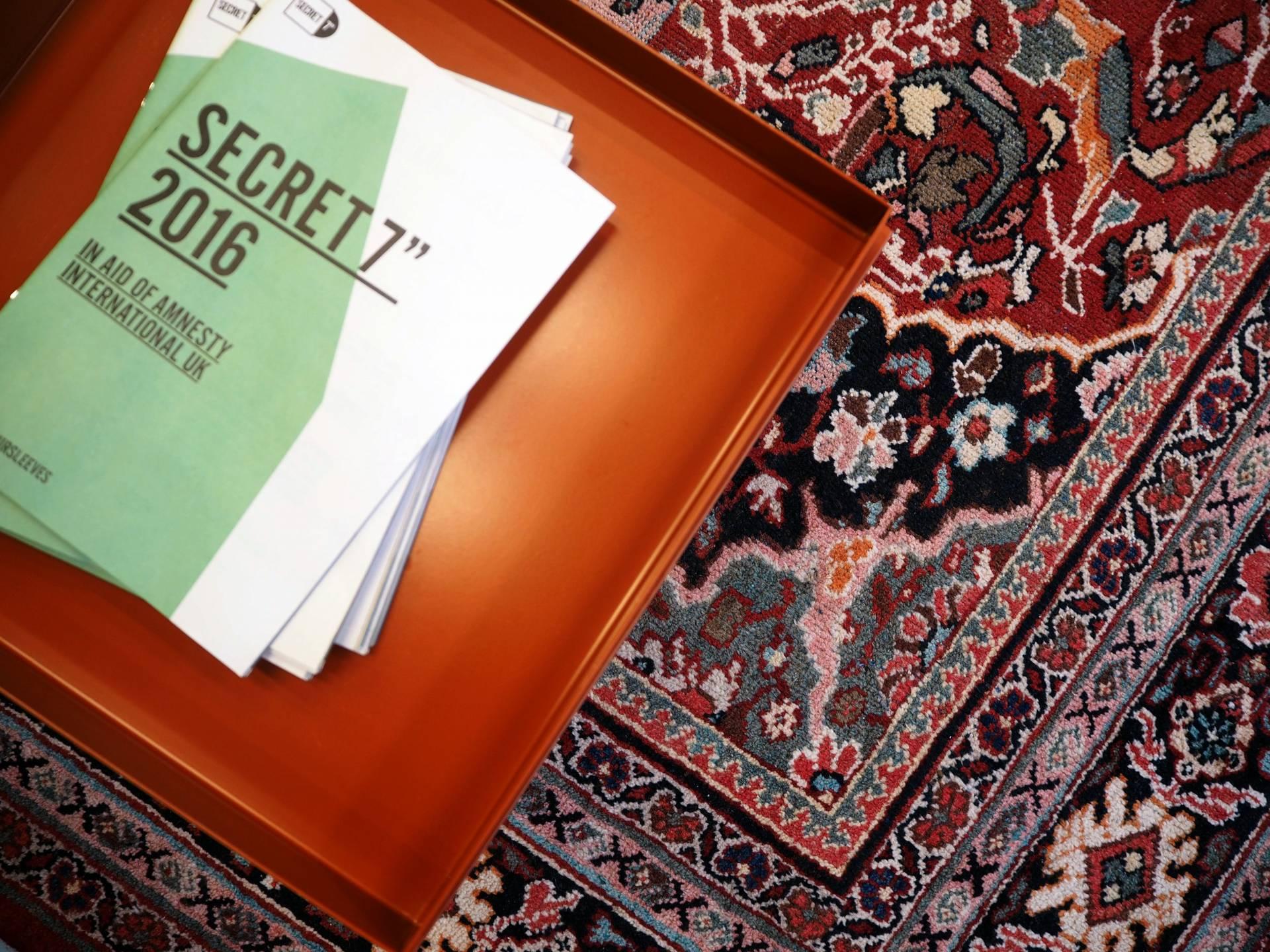 Secret 7s Sonos Studio