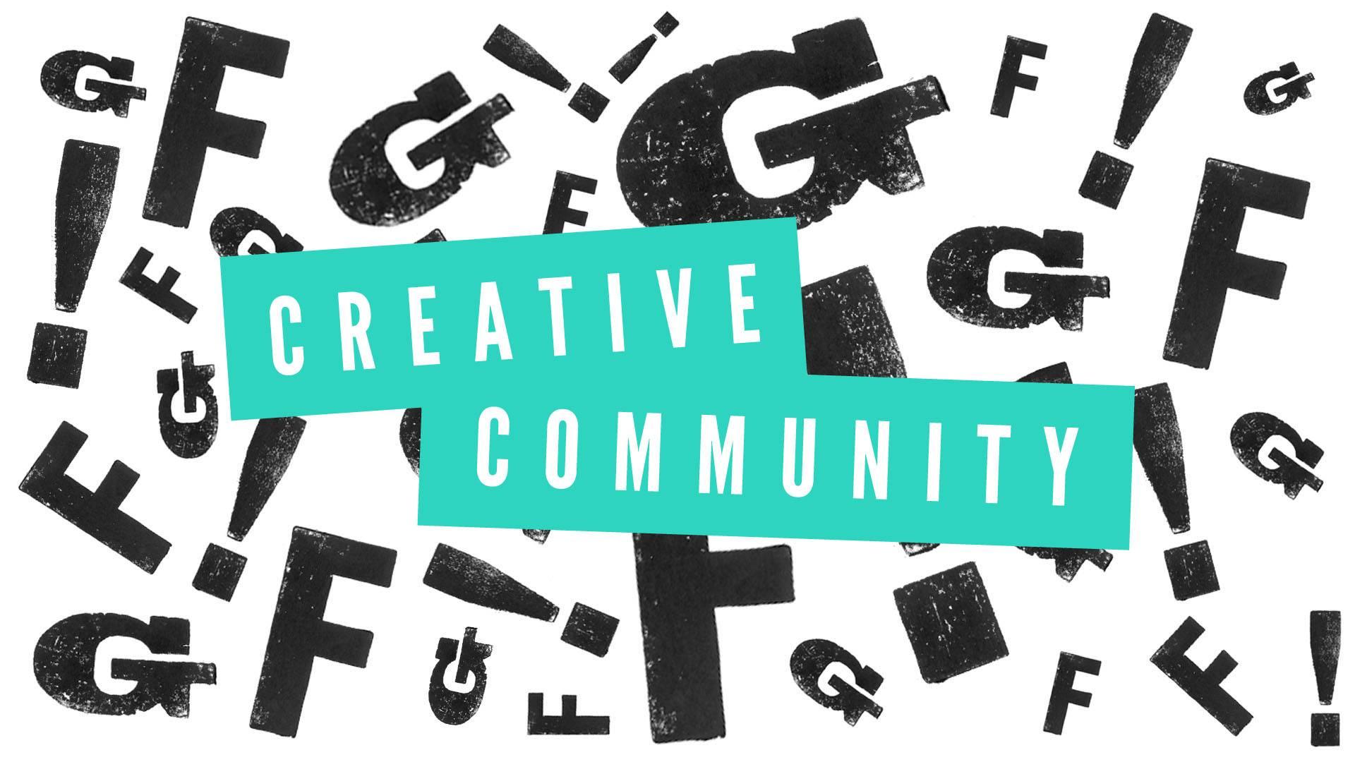 CreativeCommuity