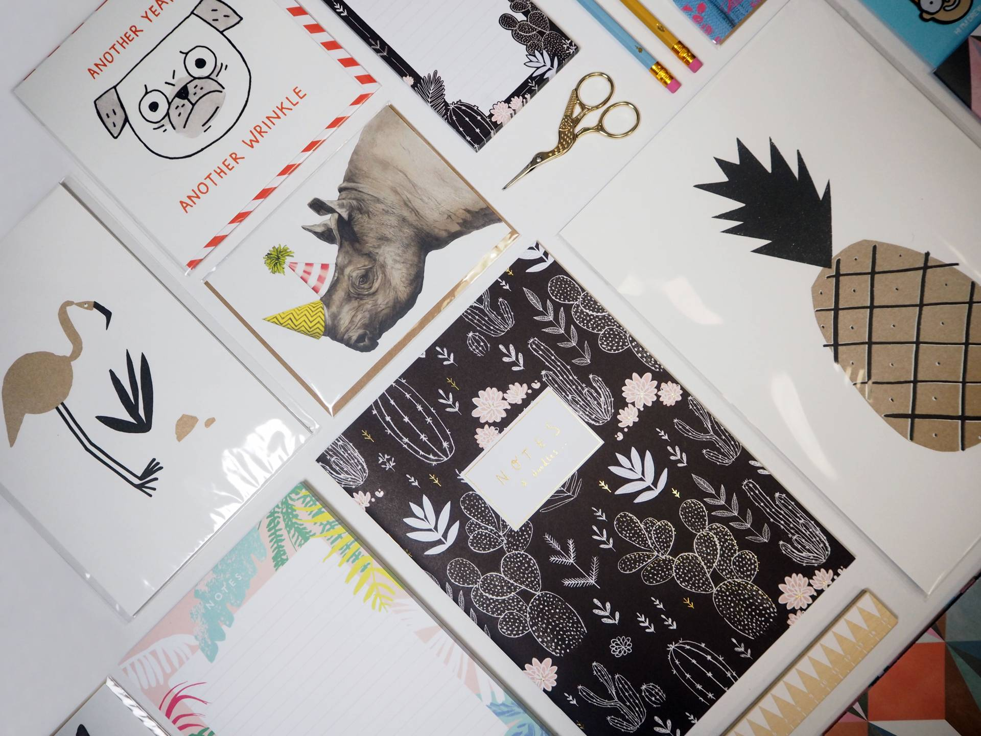Papergang Stationery Subscription Box