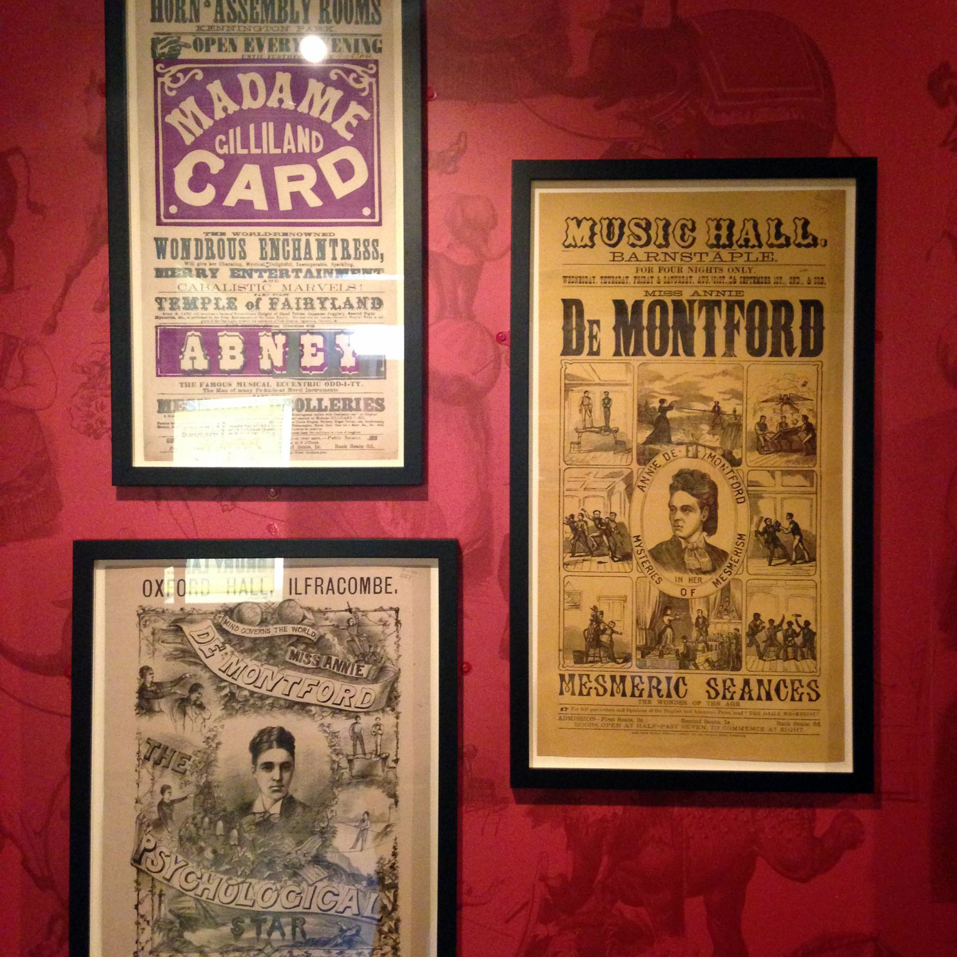 There Will Be Fun Victorian Entertainment