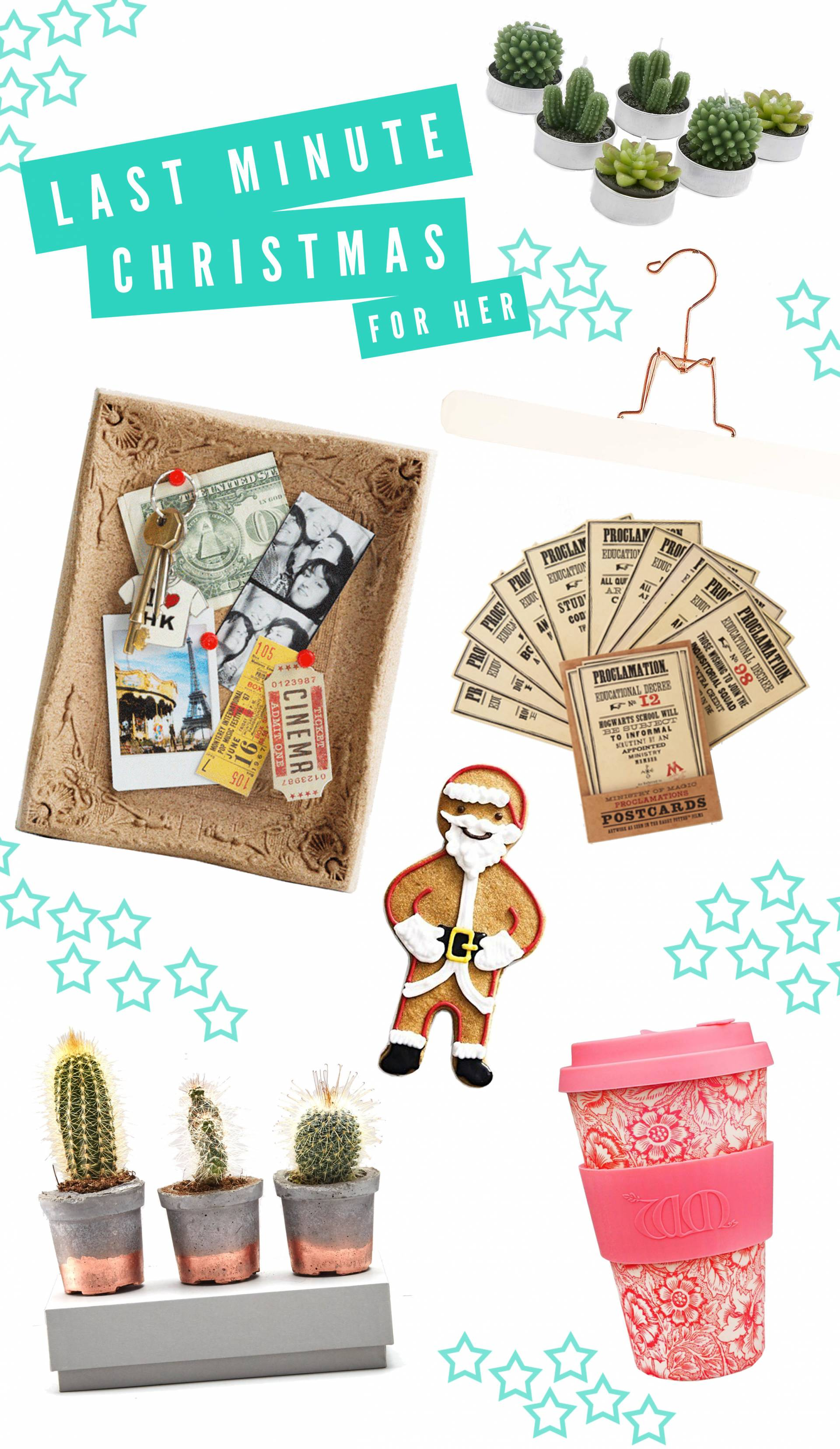 gift guide last minute