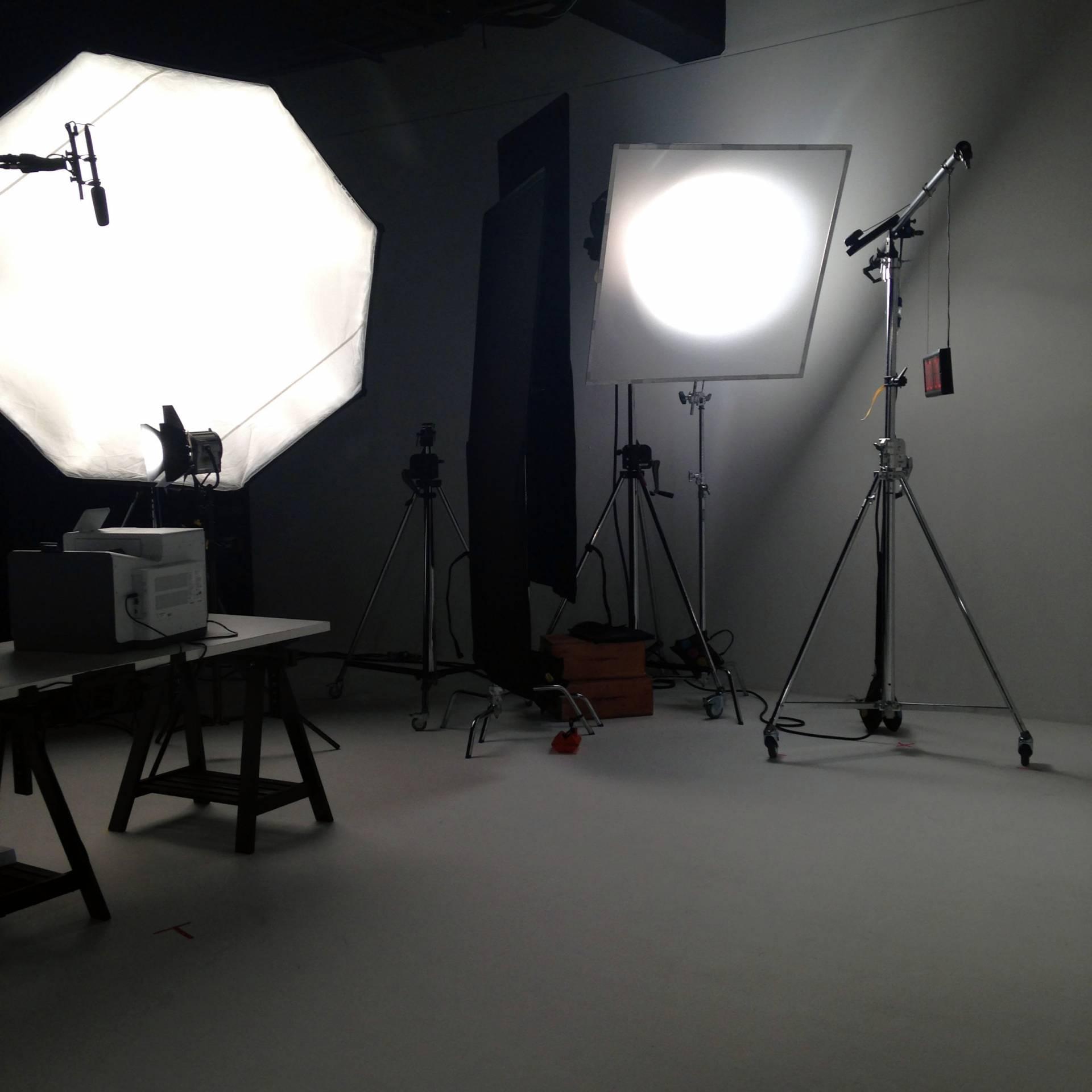 Behind the scenes of HP Advert