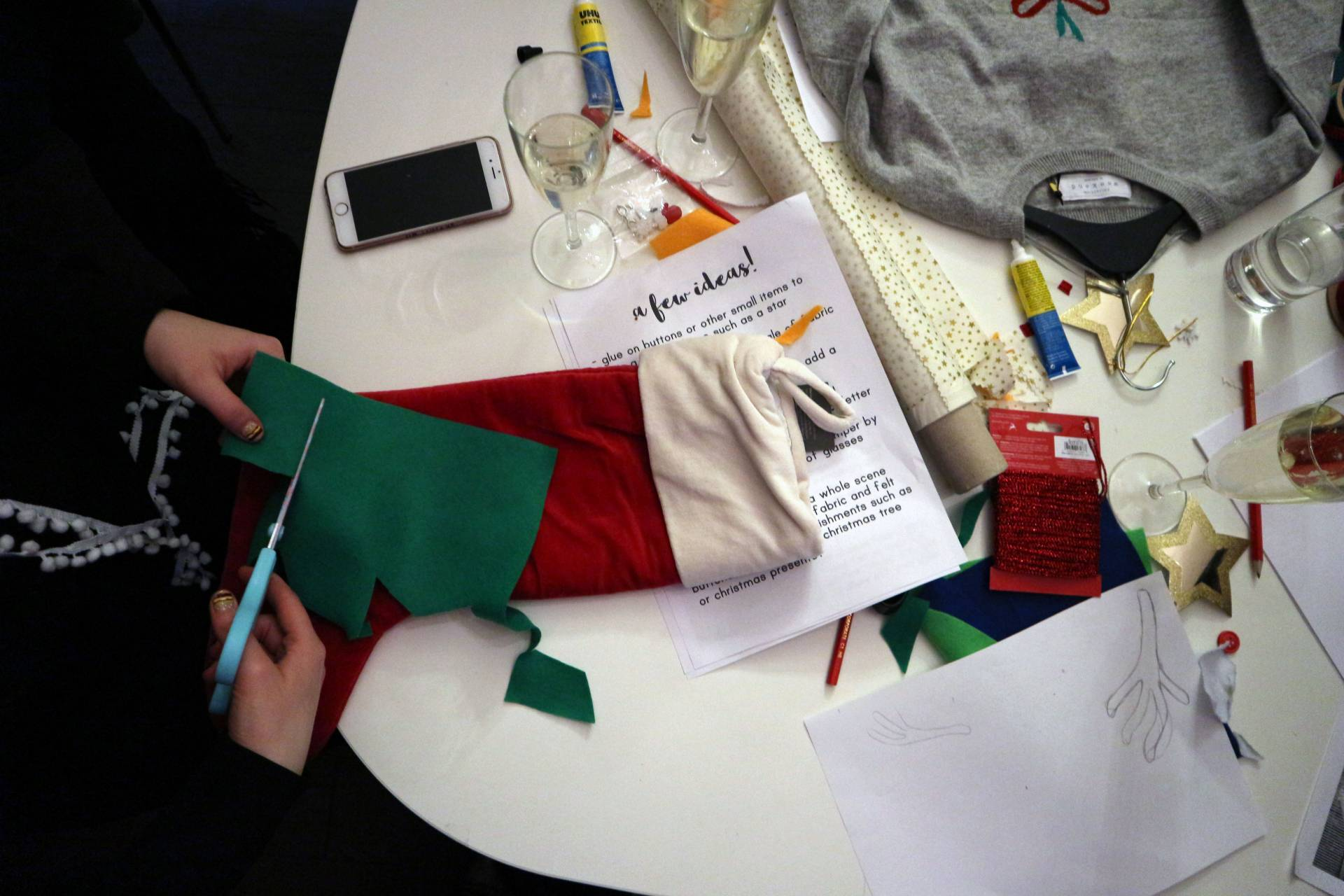 John Lewis Christmas Crafts