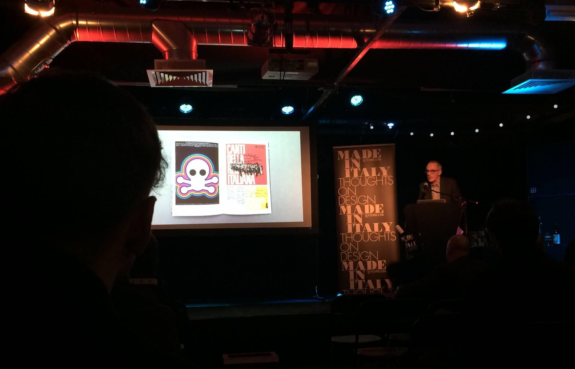 Glasgow Design talk