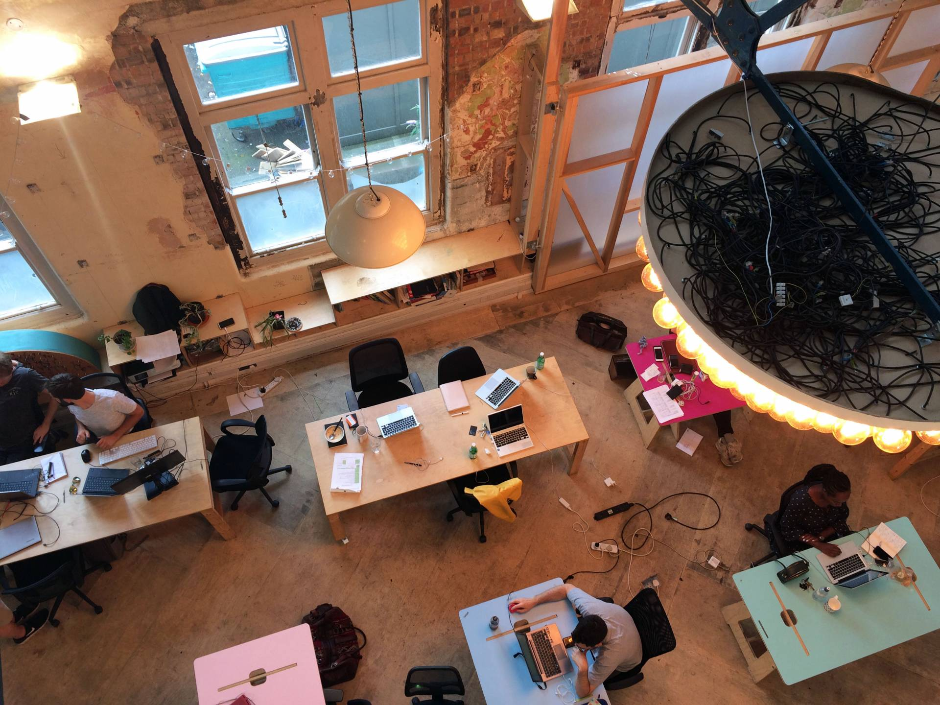 Camden Collective Co working space London