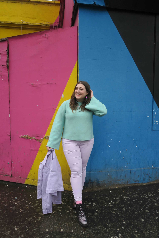 Pantone x Oasis Fashion
