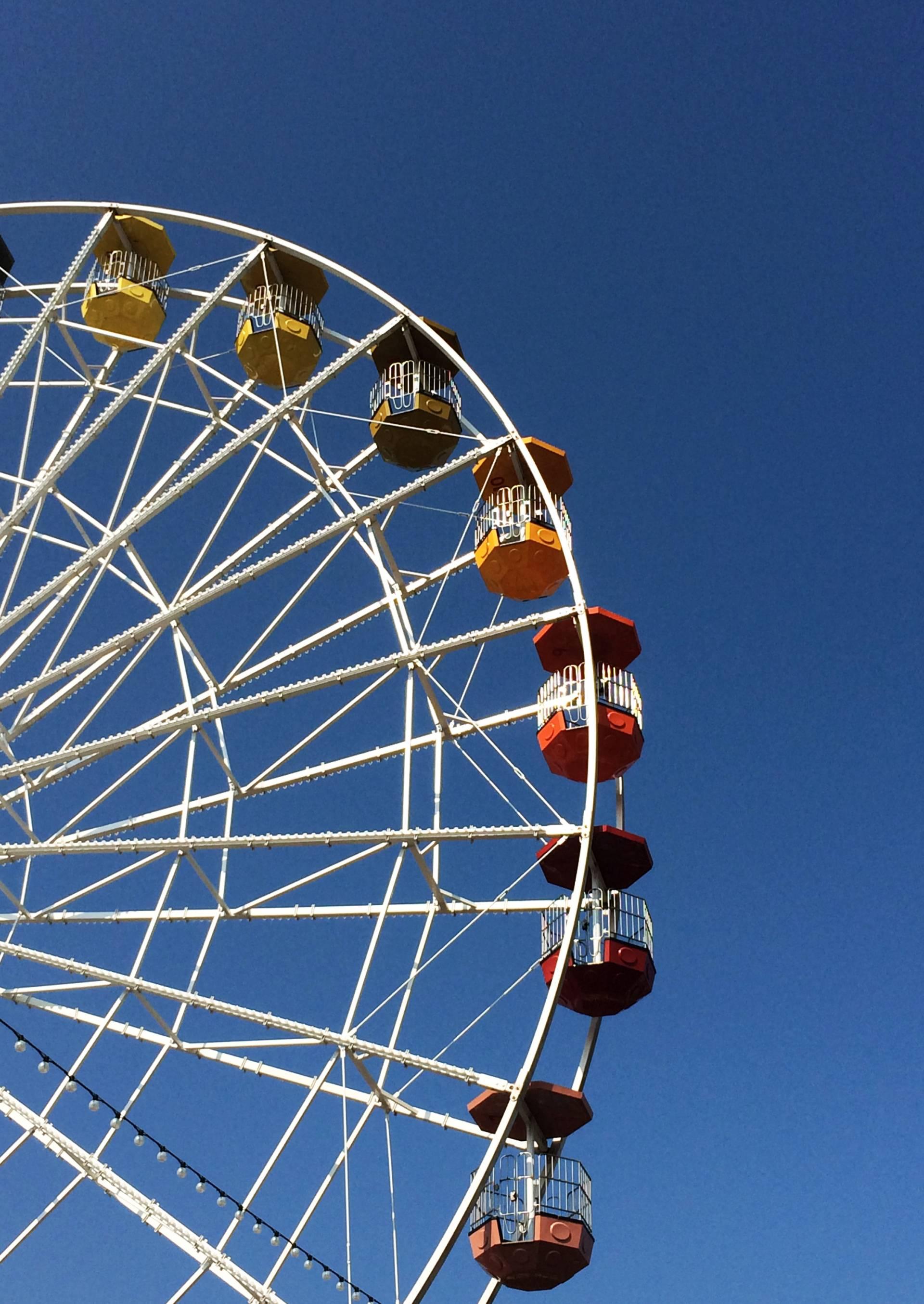 Fairground Margate Dreamland