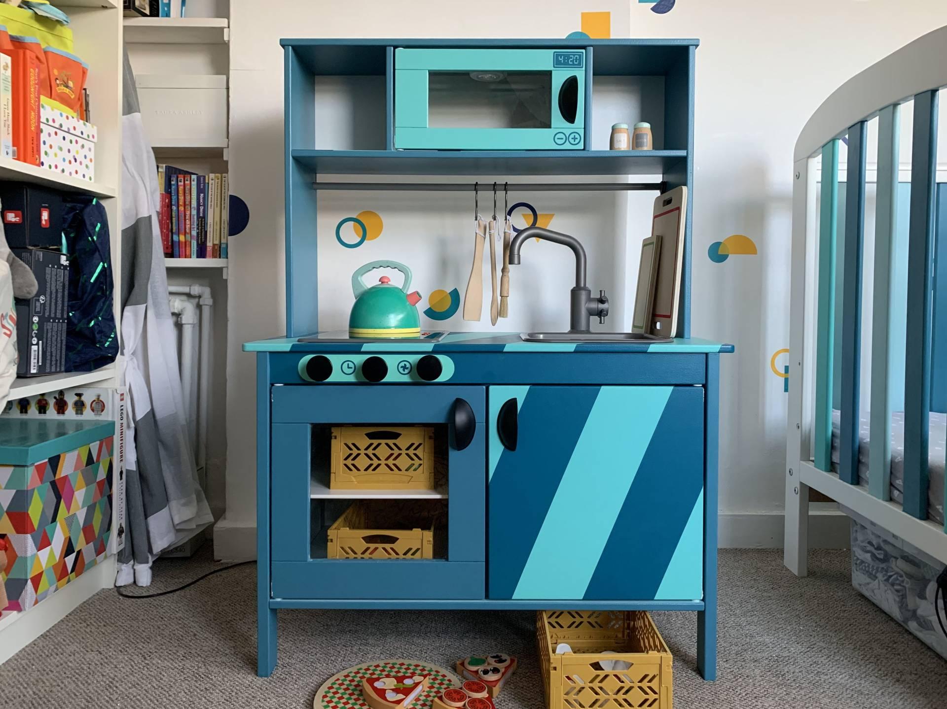 IKEA Duktig Kitchen DIY