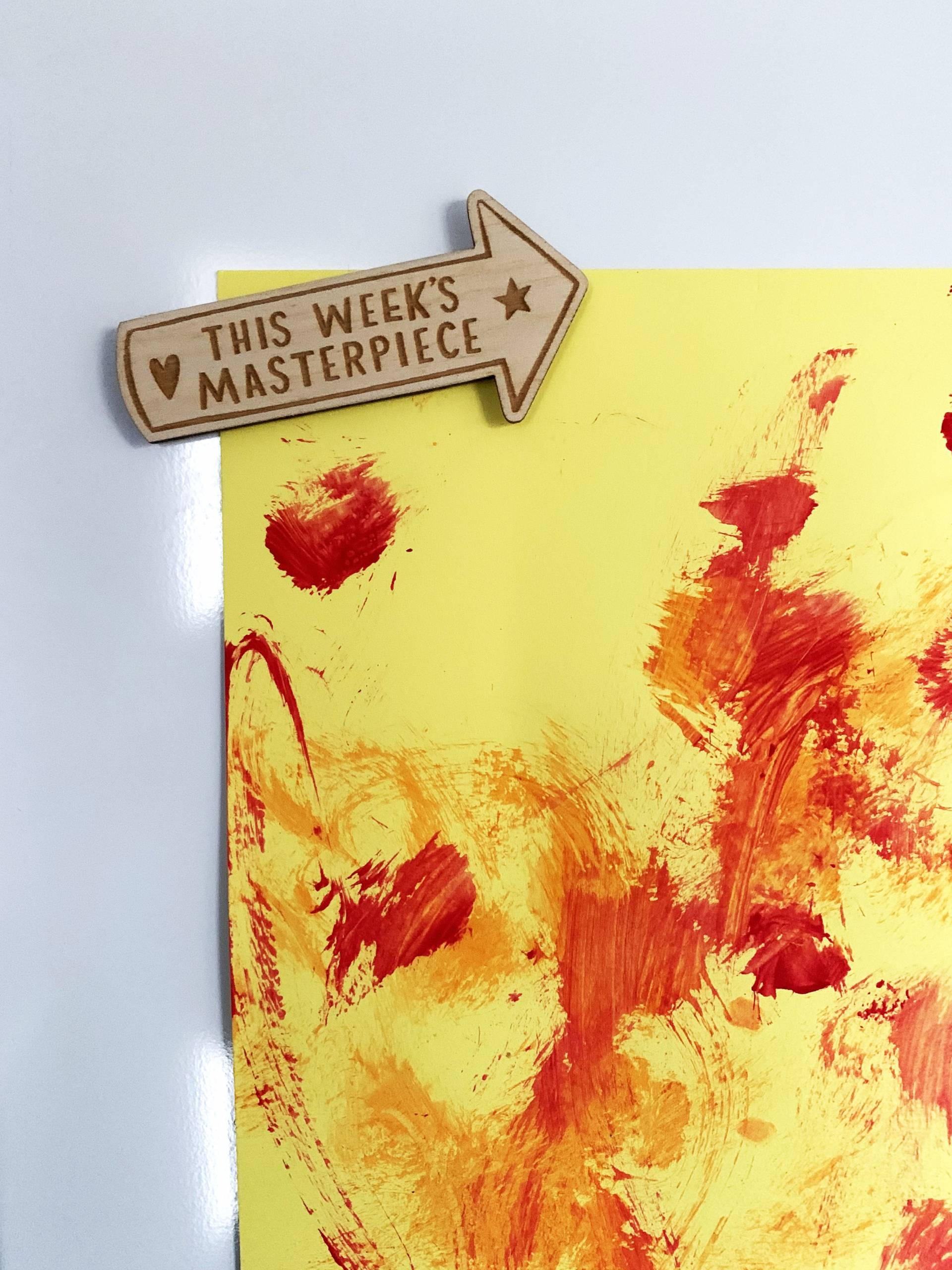 Art Masterpieces by Children
