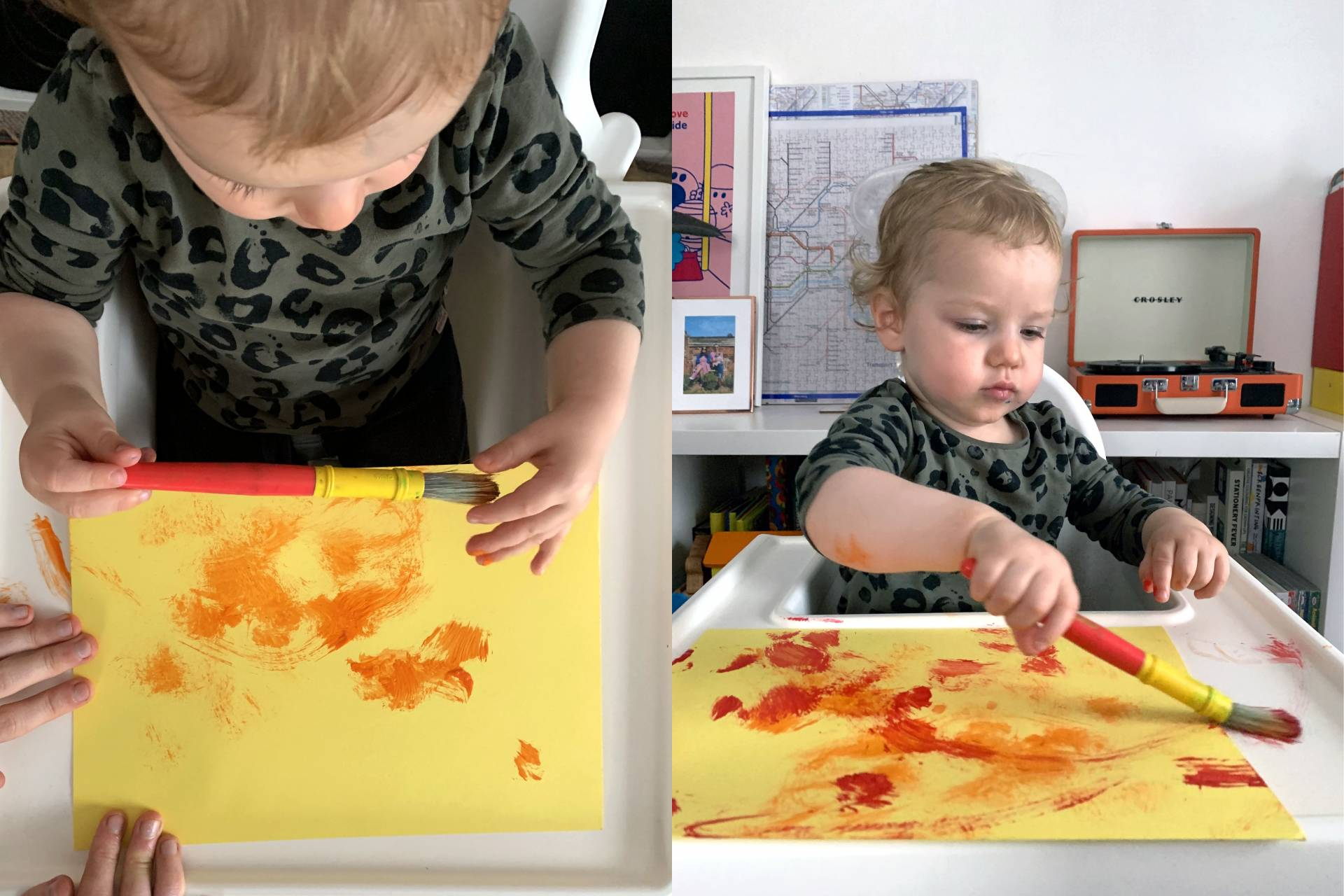 My Kid Made Mini Artist